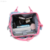Factory direct sale 2020 new women's backpack flamingo girl school bag