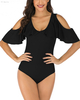 FC sports Monokini Women's Swimwear Suit Clothes Factory, Small order, Wholesale