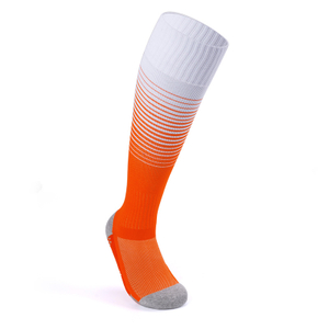 Athletic Compression Professional Soccer Socks Over The Calf Knees High