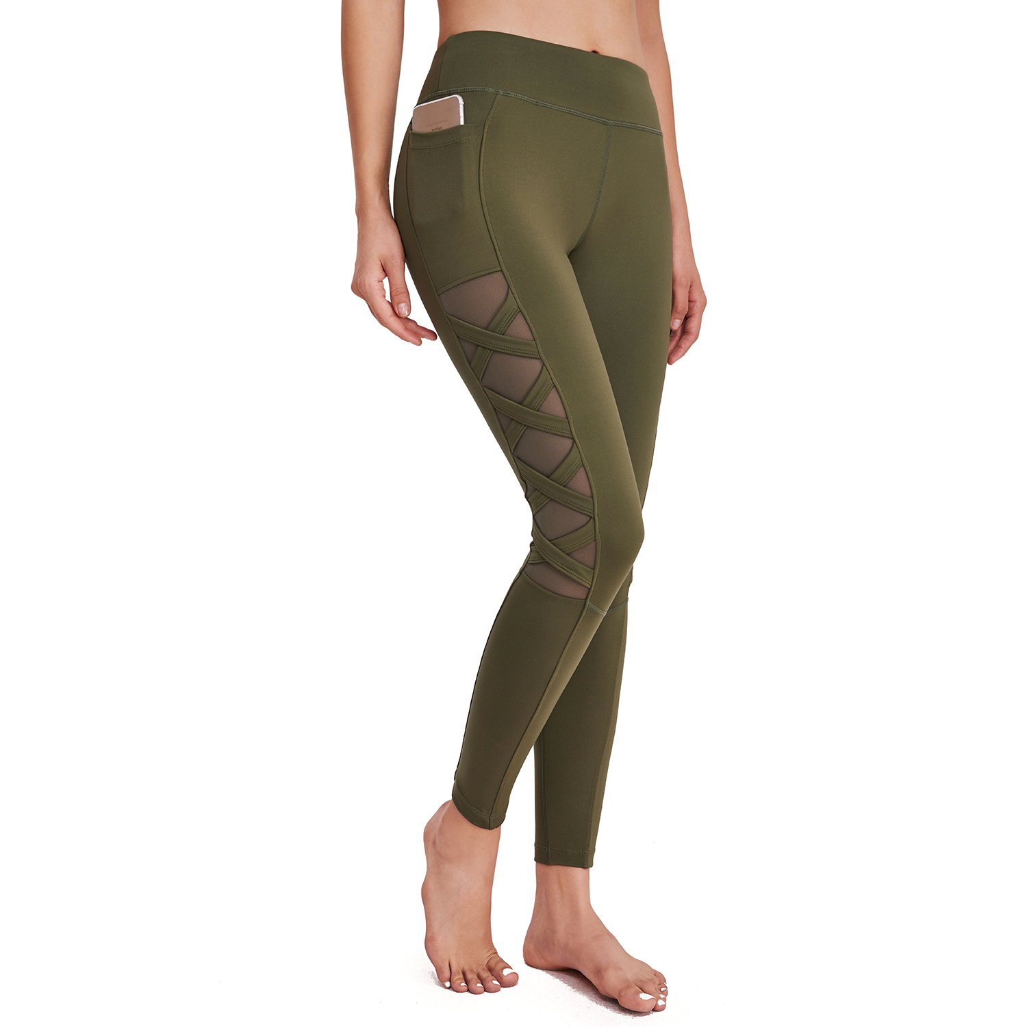 Women's Legging Wear Running Sets Yoga Gym Atheletic Pants, Small Order, Stocklots