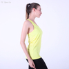 Sports Yoga Tops Workouts Tank Clothes Active Wear Dry Fit Built in Bra Tank Tops for Women 2019