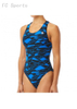 FC sports Monokini women's swimwear training suit , small order, wholesale