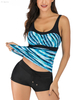 FC Sports Ladies Swimming Wear Printing Shirt Top Beach Sexy Women Adjustable