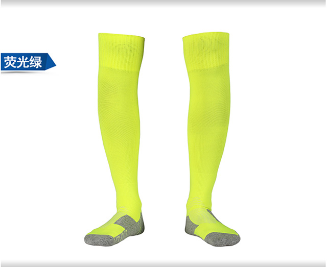 Athletic Compression Soccer Socks Over The Calf Knees High