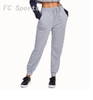 New Sport Pants for Women Reflective Yoga Fitness Jogging Pants Women 2019 Outdoor Gym Running Sportswear Loose Training Pants